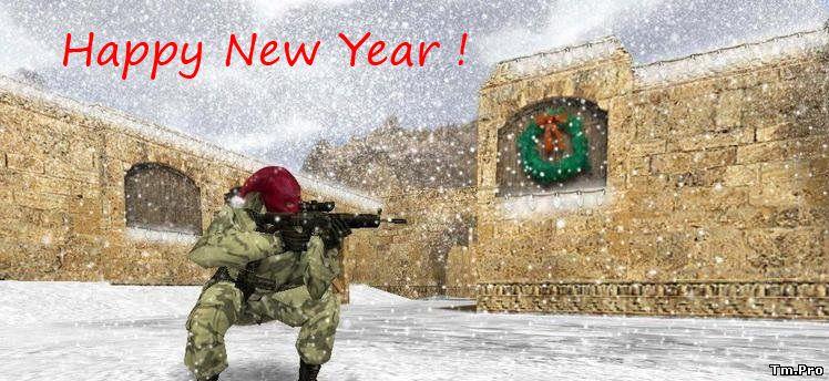 Happy New Year [CSDM]